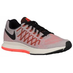 Nike Air Zoom Pegasus 32 - Women's - Running - Shoes - Violet Ash/Hyper Orange/Sail/Black-sku:49344508