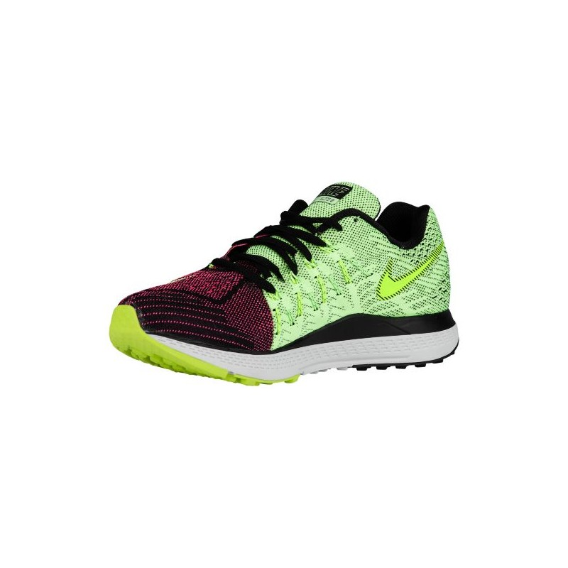 factory authentic b564d f41c8 ... Nike Zoom Elite 8 - Women s - Running - Shoes - Black Volt Pink ...