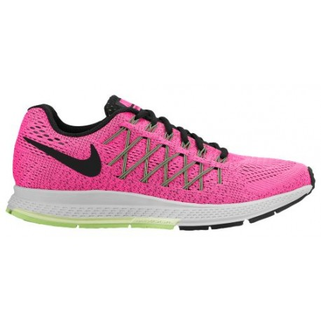 Nike Air Zoom Pegasus 32 - Women's - Running - Shoes - Pink Pow/Barely Volt/Ghost Green/Black-sku:49344600