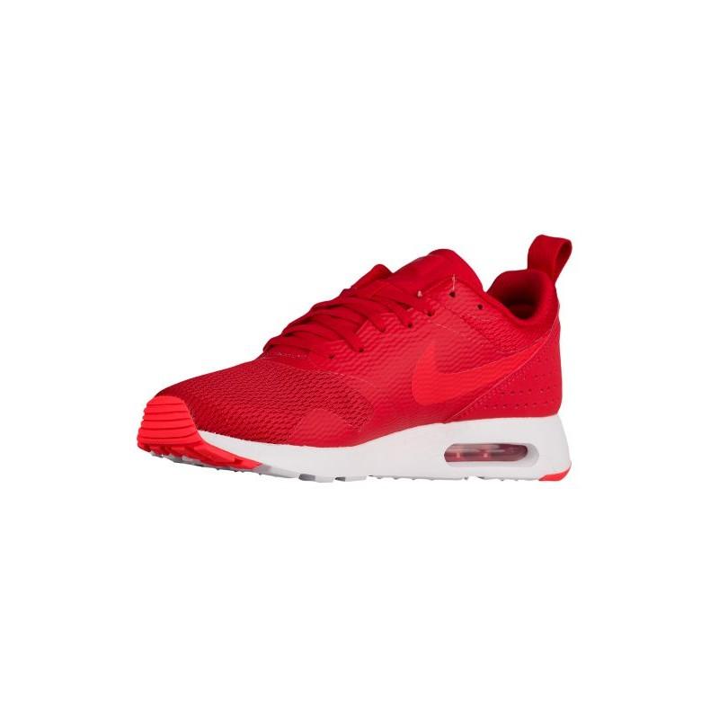 ... Nike Air Max Tavas - Men's - Running - Shoes - University Red/White/ ...