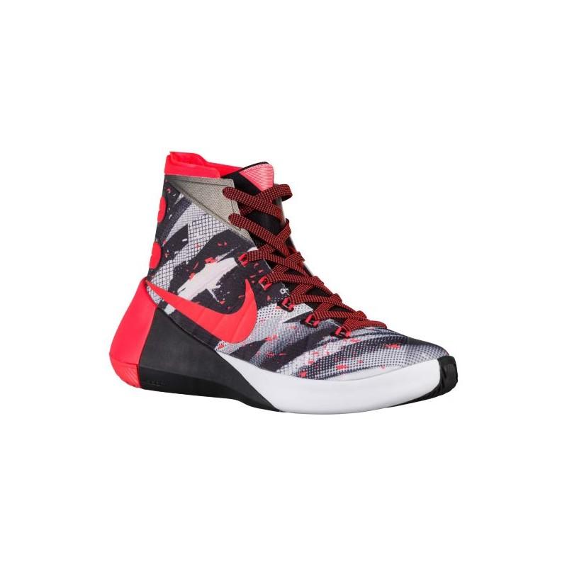 d71fabffc31e Nike Hyperdunk 2015 - Men s - Basketball - Shoes - White Black Bright  Crimson ...