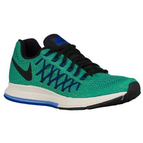 Nike Air Zoom Pegasus 32 - Women's - Running - Shoes - Lucid Green/Black/Chalk Blue/Racer Blue-sku:49344300