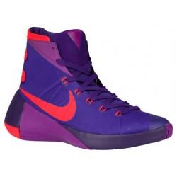 Nike Hyperdunk 2015 - Men's - Basketball - Shoes - Court Purple/Bright Crimson/Vivid Purple-sku:9561565