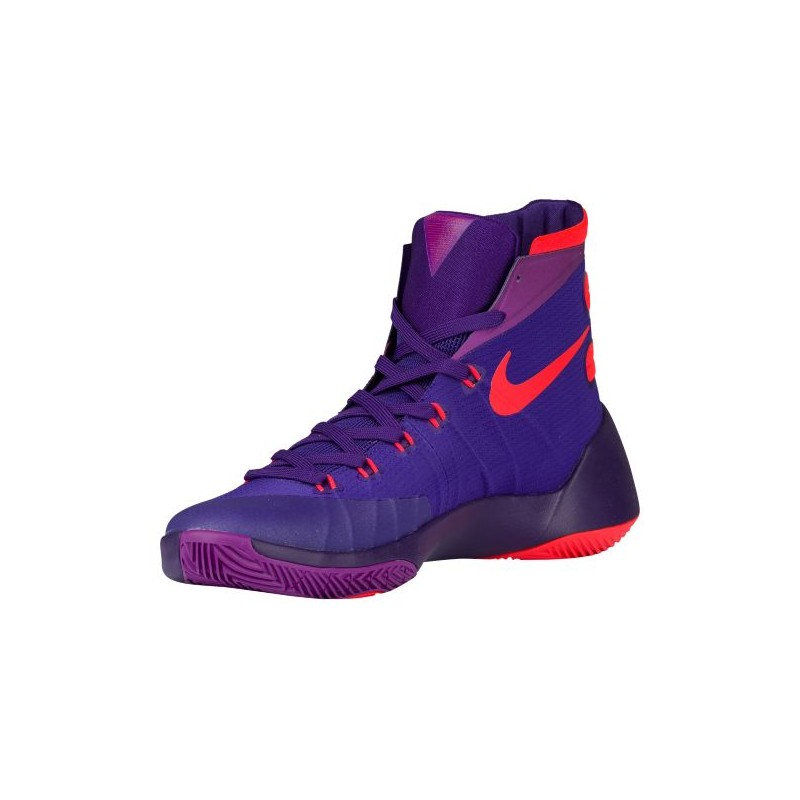 Basketball shoes for girls nike purple