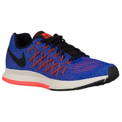 Nike Air Zoom Pegasus 32 - Women's - Running - Shoes - Racer Blue/Hyper Orange/Bright Mango/Black-sku:49344400