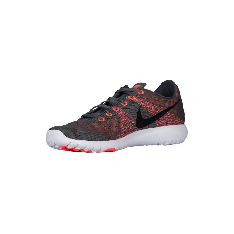 ... Nike Flex Fury - Men's - Running - Shoes - Dark Grey/Hyper Orange/ ...