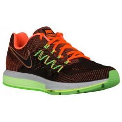 Nike Zoom Vomero 10 - Men's - Running - Shoes - Total Orange/Ghost Green/Voltage Green/Black-sku:17440803