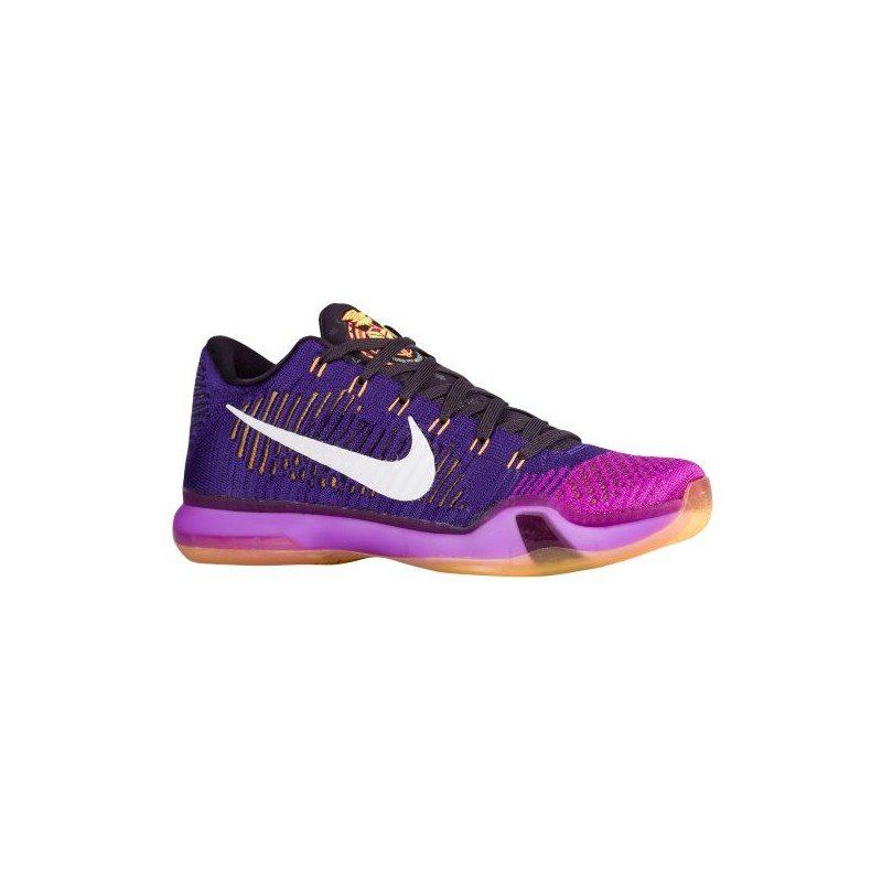 hot sale online d98a3 9719d Nike Kobe X Elite Low - Men's - Basketball - Shoes - Kobe Bryant - Court  Purple/White/Vivid Purple-sku:47212515
