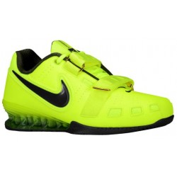 Nike Romaleos II Power Lifting - Men's - Training - Shoes - Volt/Sequoia-sku:76927730