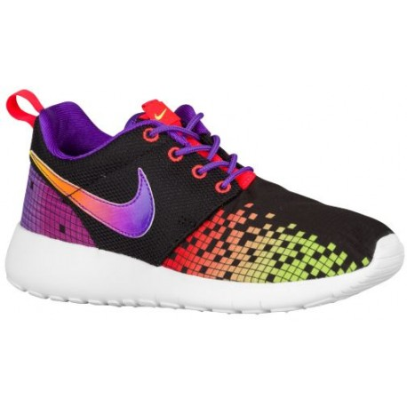 huge selection of 66918 0d1c2 youth nike roshe run,Nike Roshe One - Girls  Grade School - Running - Shoes  - Black White Hyper Violet Volt Bright Crimson-sku