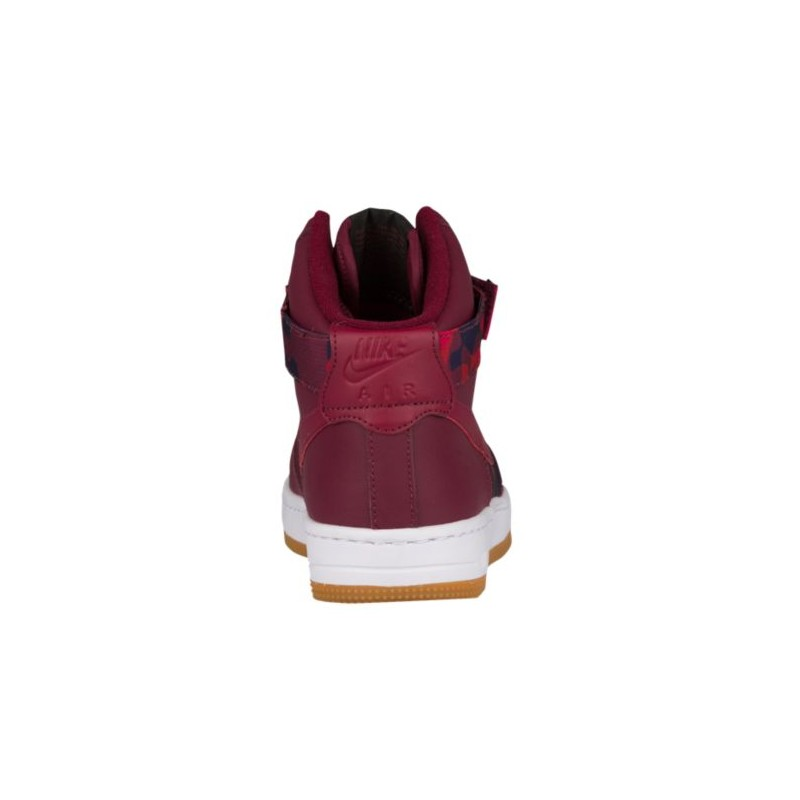 ... Nike AF1 Ultra Force Mid - Women\u0027s - Basketball - Shoes - Deep  Garnet/Deep ...