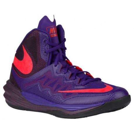 purple nike basketball shoes