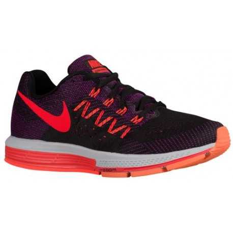 Purple and Orange Nike Running Shoes
