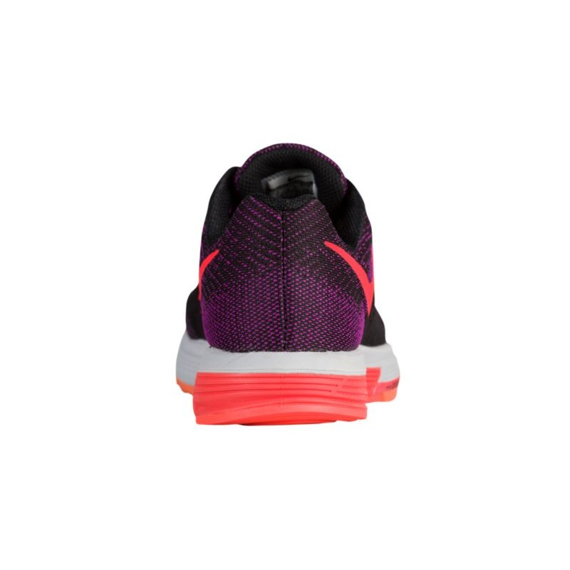 Purple And Black Running Shoes Nike