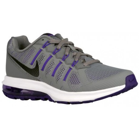 Nike Air Max Dynasty - Women's - Running - Shoes - Cool Grey/Fierce Purple