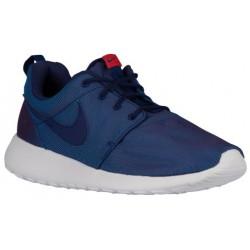 Nike Roshe One - Men's - Running - Shoes - Loyal Blue/University Red/Loyal Blue-sku:25234442