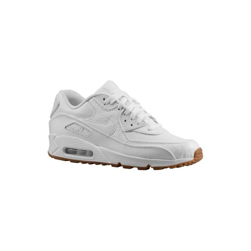 f1f15e9eb2 white nike air max 90,Nike Air Max 90 - Men's - Running - Shoes - White/Gum  Light Brown/White-sku:05012111