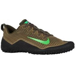 Nike Free Trainer 1.0 Bionic - Men's - Training - Shoes - Cargo Khaki/Spring Leaf-sku:07436333