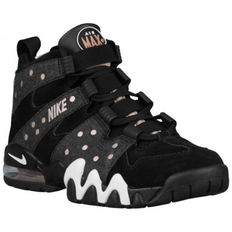Nike Air Max CB2 '94 Men's Basketball Shoes BlackPure PurpleWhite sku:05440006