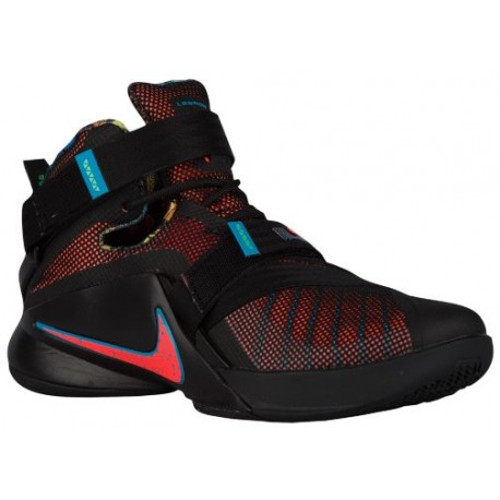 watch 739a0 012a4 nike lebron 9 kids basketball shoes,Nike Zoom Soldier 9 - Men s -  Basketball - Shoes - LeBron James - Black Hyper Orange Blue L
