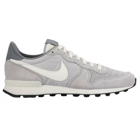 size 40 307be de039 mens grey nike running shoes,Nike Internationalist - Men's - Running -  Shoes - Wolf Grey/Sail/Sail-sku:28041015