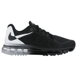 Nike Air Max 2015 - Women's - Running - Shoes - Black/White/Black-sku:89563001