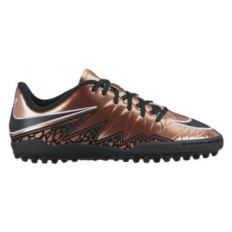 sports shoes c7929 bee95 Nike Hypervenom Phelon 2 TF - Boys' Grade School - Soccer - Shoes -  Metallic Red Bronze/Black/Green Glow-sku:49922903