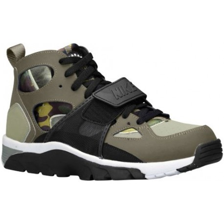 new style 9381c 7c43f Nike Air Trainer Huarache - Men's - Training - Shoes - Medium Olive/Jade  Stone/Black-sku:79083200