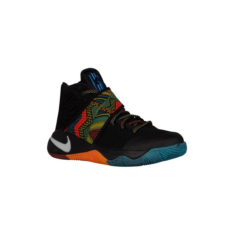 new style 4984a fd897 Nike Kyrie 2 - Boys' Grade School - Basketball - Shoes - Kyrie Irving -  Black/Multi/Multi-sku:35944099
