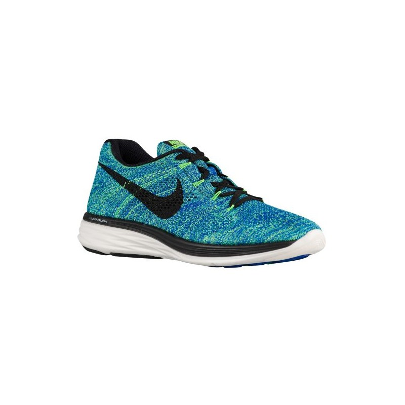 nike lunar racer 3 nike flyknit lunar 3 men 39 s running shoes racer blue voltage green. Black Bedroom Furniture Sets. Home Design Ideas