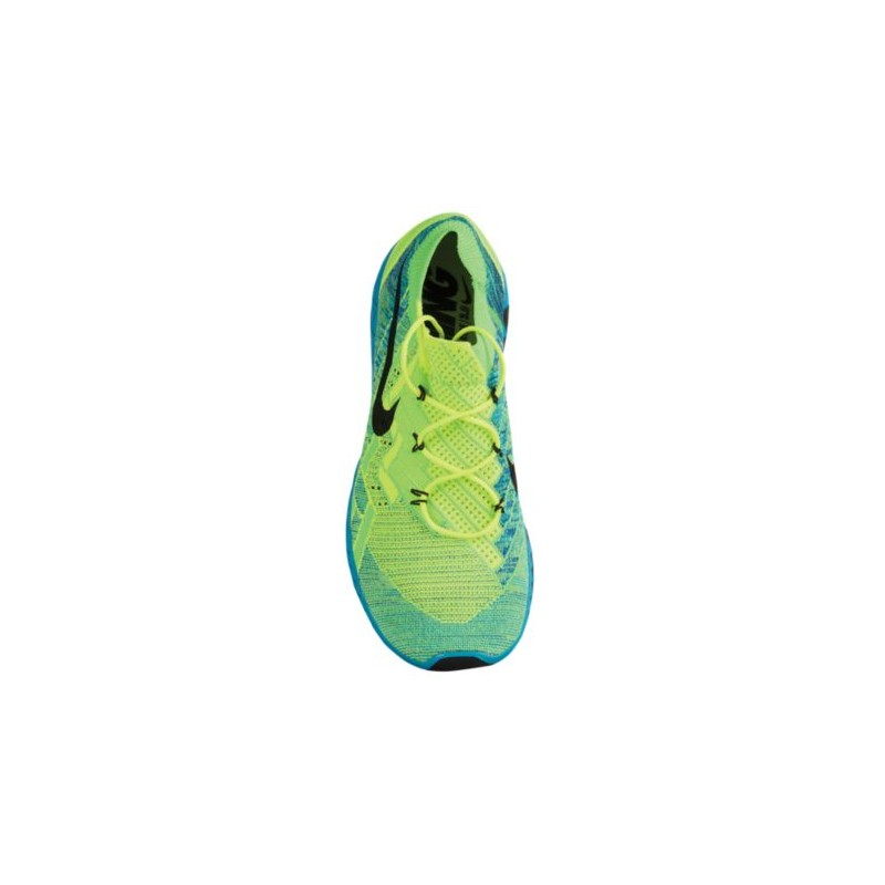 big sale c26b4 bf660 ... Nike Free 3.0 Flyknit 2015 - Men s - Running - Shoes - Volt Blue Lagoon