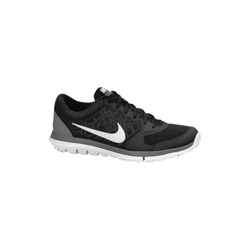 6f5d07ed82f4 Nike Flex Run 2015 - Men s - Running - Shoes - Black Cool Grey  ...