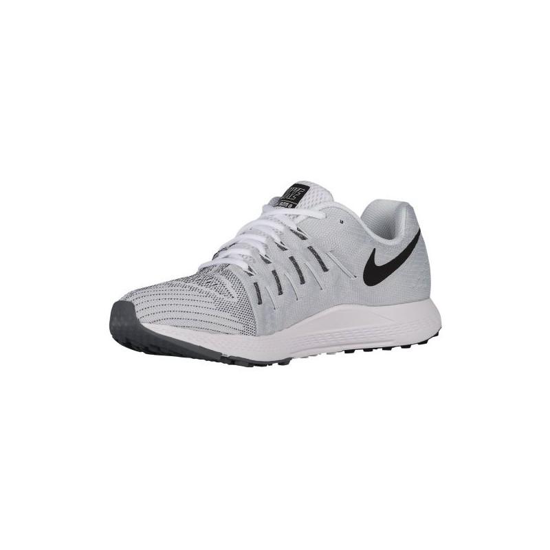 ... Nike Zoom Elite 8 - Men's - Running - Shoes - White/Dark Grey/ ...