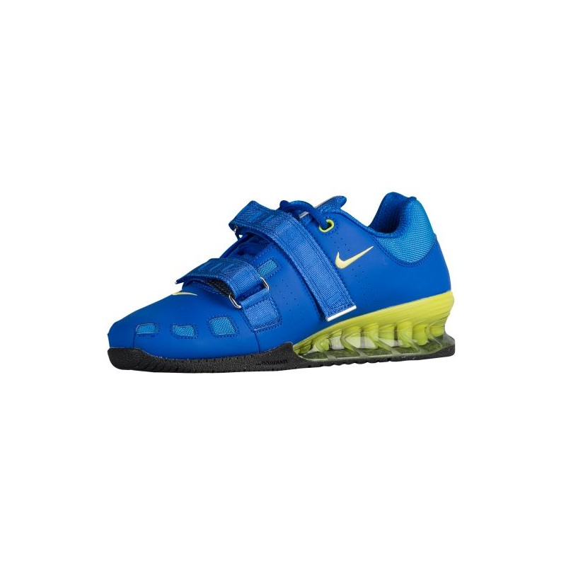... Nike Romaleos II Power Lifting - Men's - Training - Shoes - Hyper Cobalt /White ...