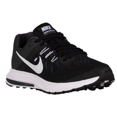 brand new 169bd 28727 Nike Air Zoom Winflo 2 - Women's - Running - Shoes -  Black/Anthracite/White-sku:07279001