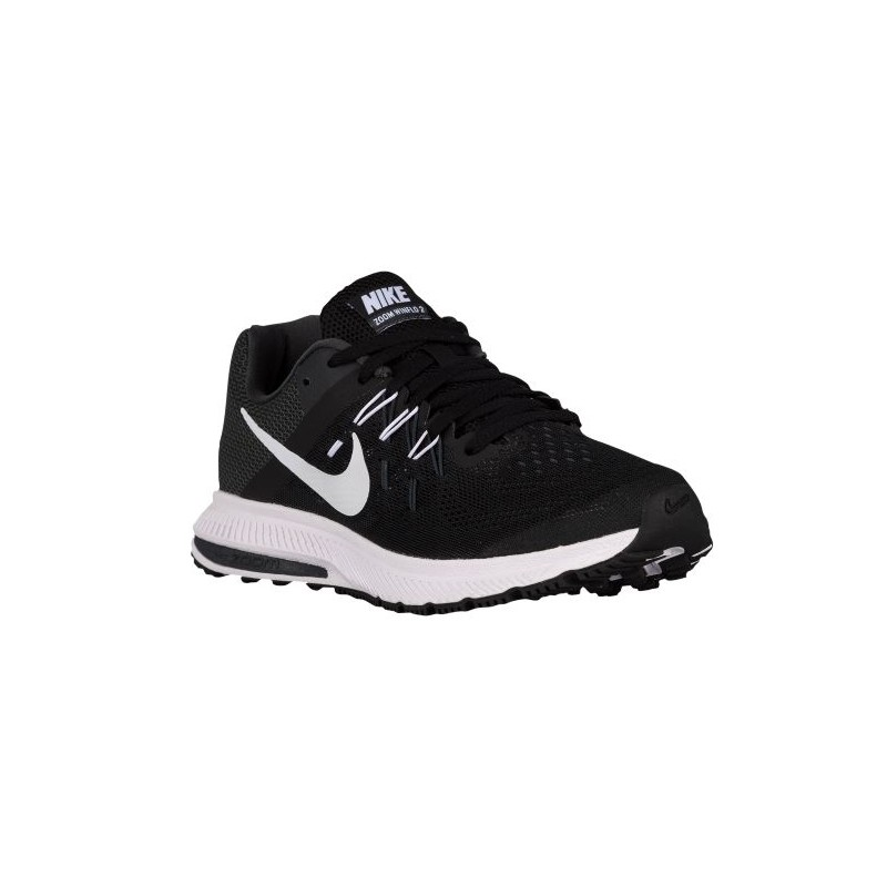 cheap for discount 0e8ee 097e9 ... discount nike air zoom winflo 2 womens running shoes black anthracite  2629b 7101a