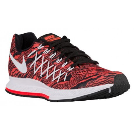 Nike Air Zoom Pegasus 32 - Men's - Running - Shoes - Total Crimson/Black