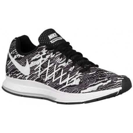 half off 7e4d4 fdc1a Nike Air Zoom Pegasus 32 - Men's - Running - Shoes - Black/Pure  Platinum/White-sku:06805001