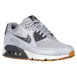 Nike Air Max 90 - Women's - Running - Shoes - Wolf Grey/Dark Grey/Pure Platinum-sku:16730024