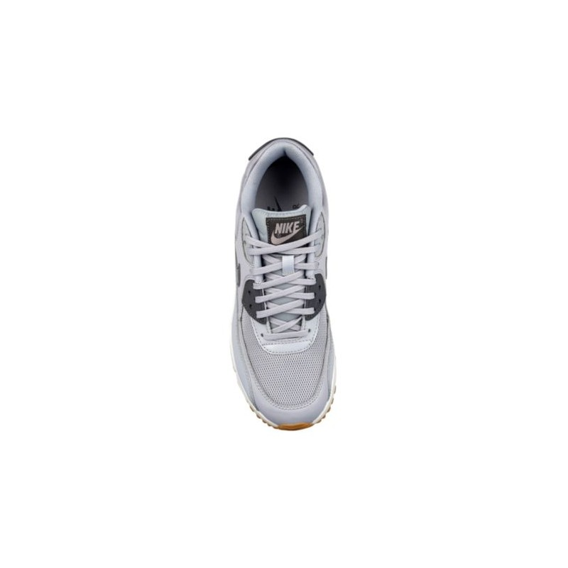 official photos c6e8d 2b25f ... Nike Air Max 90 - Women s - Running - Shoes - Wolf Grey Dark Grey ...