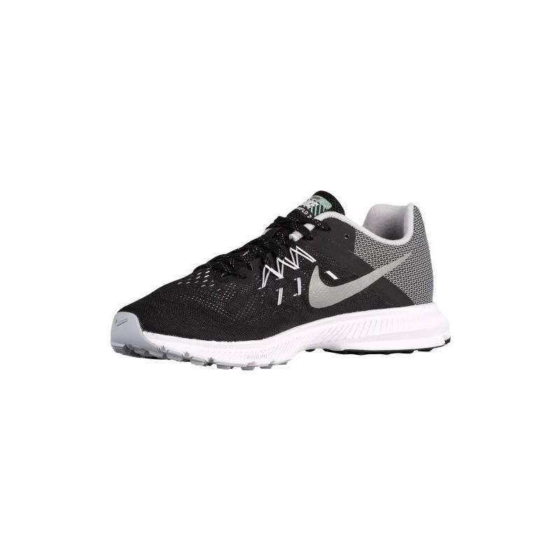 ... Nike Zoom Winflo 2 Flash - Men's - Running - Shoes - Black/White/ ...
