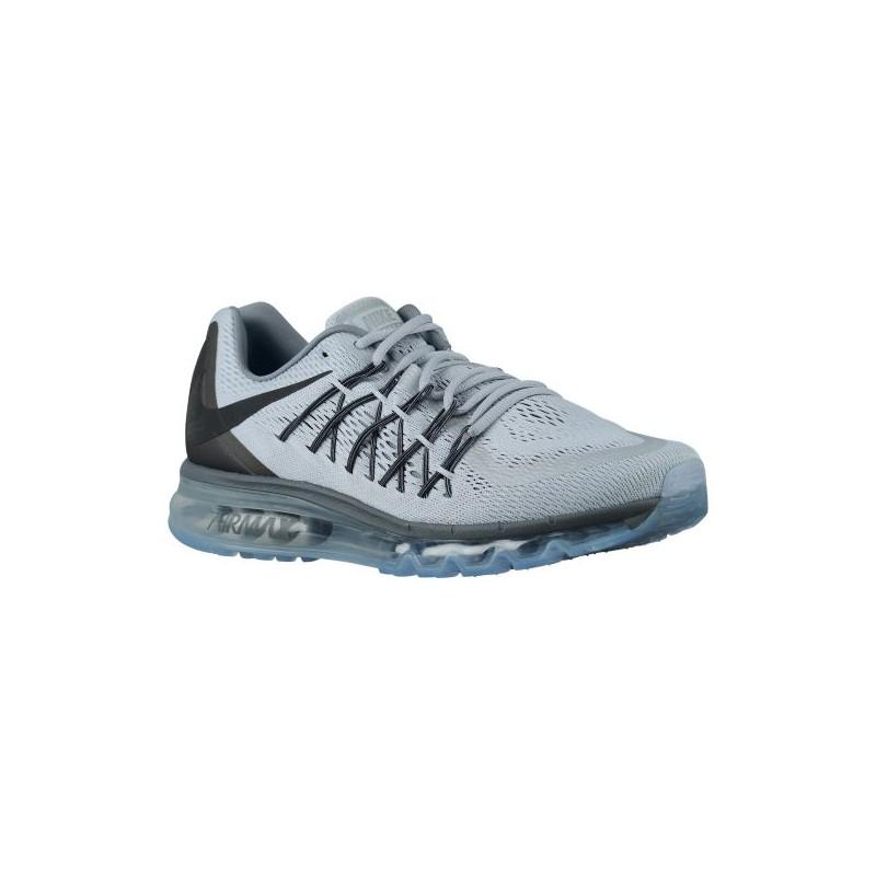 7b123b4b9fa9 nike air max 2015 grey,Nike Air Max 2015 - Men's - Running - Shoes - Wolf  Grey/Dark Grey/Cool Grey/Black-sku:98902009