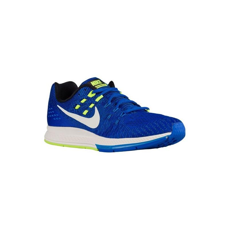 Mens Nike Air Zoom Structure 19 Racer Blue/Photo Blue/Volt/Sail Running Shoe