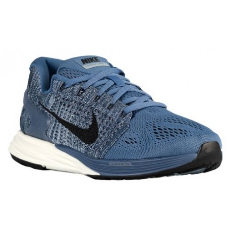 Nike LunarGlide 7 - Men's - Running - Shoes - Ocean Fog/Blue Grey/Sail/Black-sku:47355403