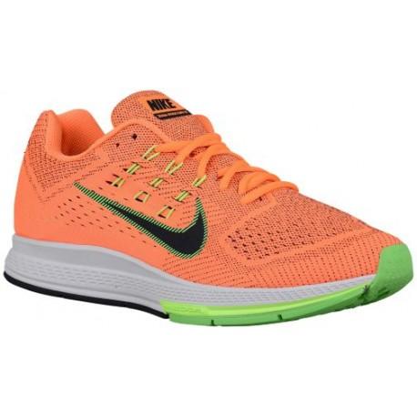 separation shoes 42ddf 8eac5 Nike Zoom Structure 18 - Men's - Running - Shoes - Total Orange/Voltage  Green/Ghost Green/Black-sku:83731803