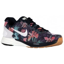 Nike LunarGlide 6 - Men's - Running - Shoes - Dark Obsidian/Summit White/Light Aqua-sku:76259401