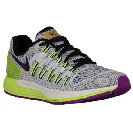 Nike Air Zoom Odyssey - Men's - Running - Shoes - White/Volt/Vivid