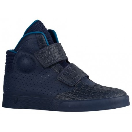 Nike Flystepper 2K3 - Men's - Basketball - Shoes - Midnight Navy/Brigade  Blue-