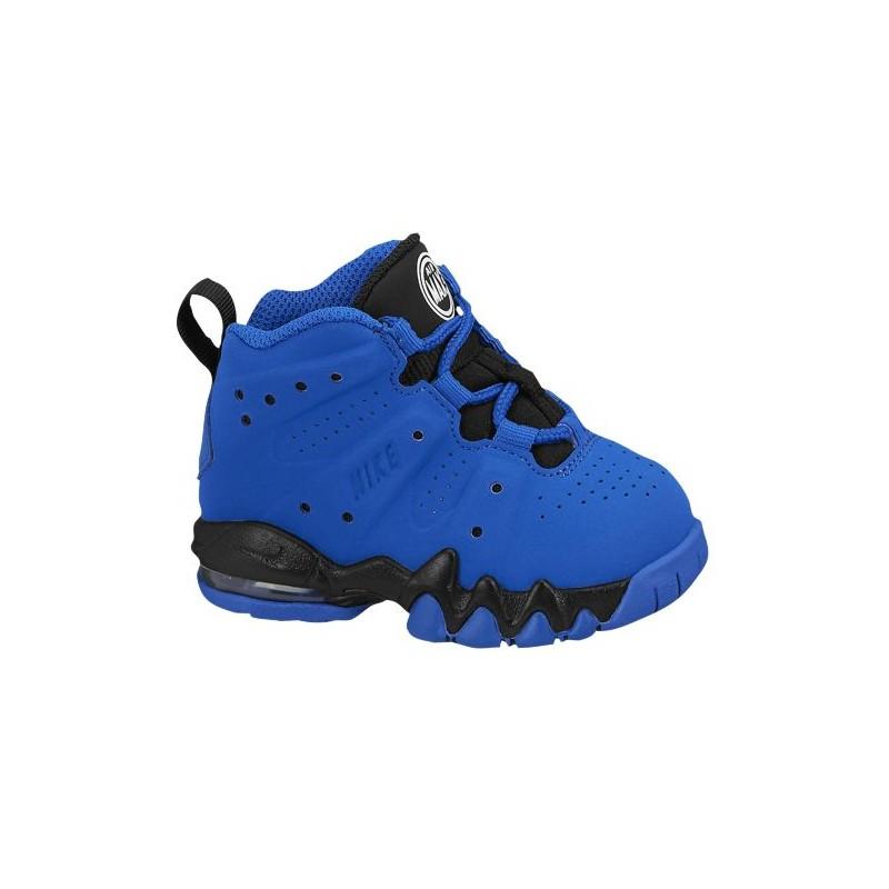 Nike Air Max Barkley - Boys' Toddler - Basketball - Shoes - Game Royal/ ...