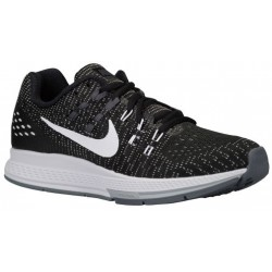 Nike Air Zoom Structure 19 - Women's - Running - Shoes - Black/Dark Grey/Cool Grey/White-sku:6584001